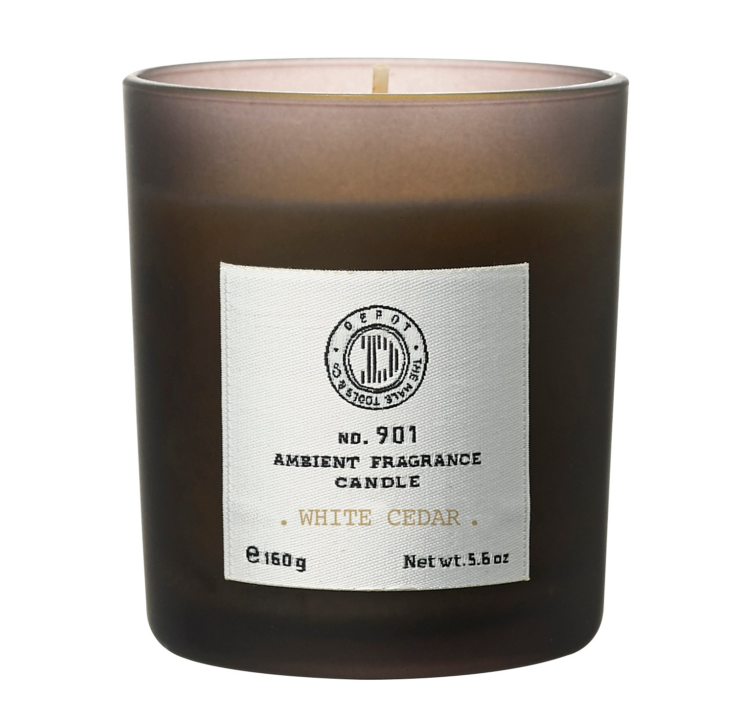 Depot - No. 901 Ambient Fragrance Candle - White Ceder