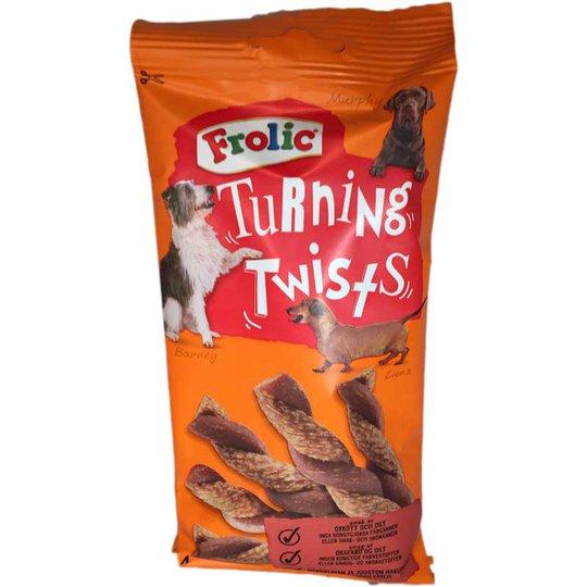 Turning Twist hundgodis - 41% rabatt