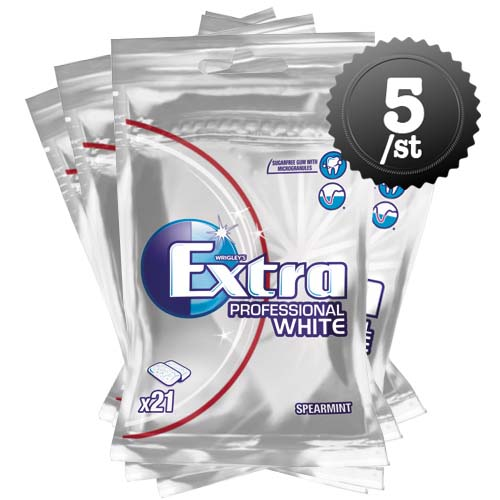PÅSE PROFESSIONAL WHITE SPEARMINT EXTRA