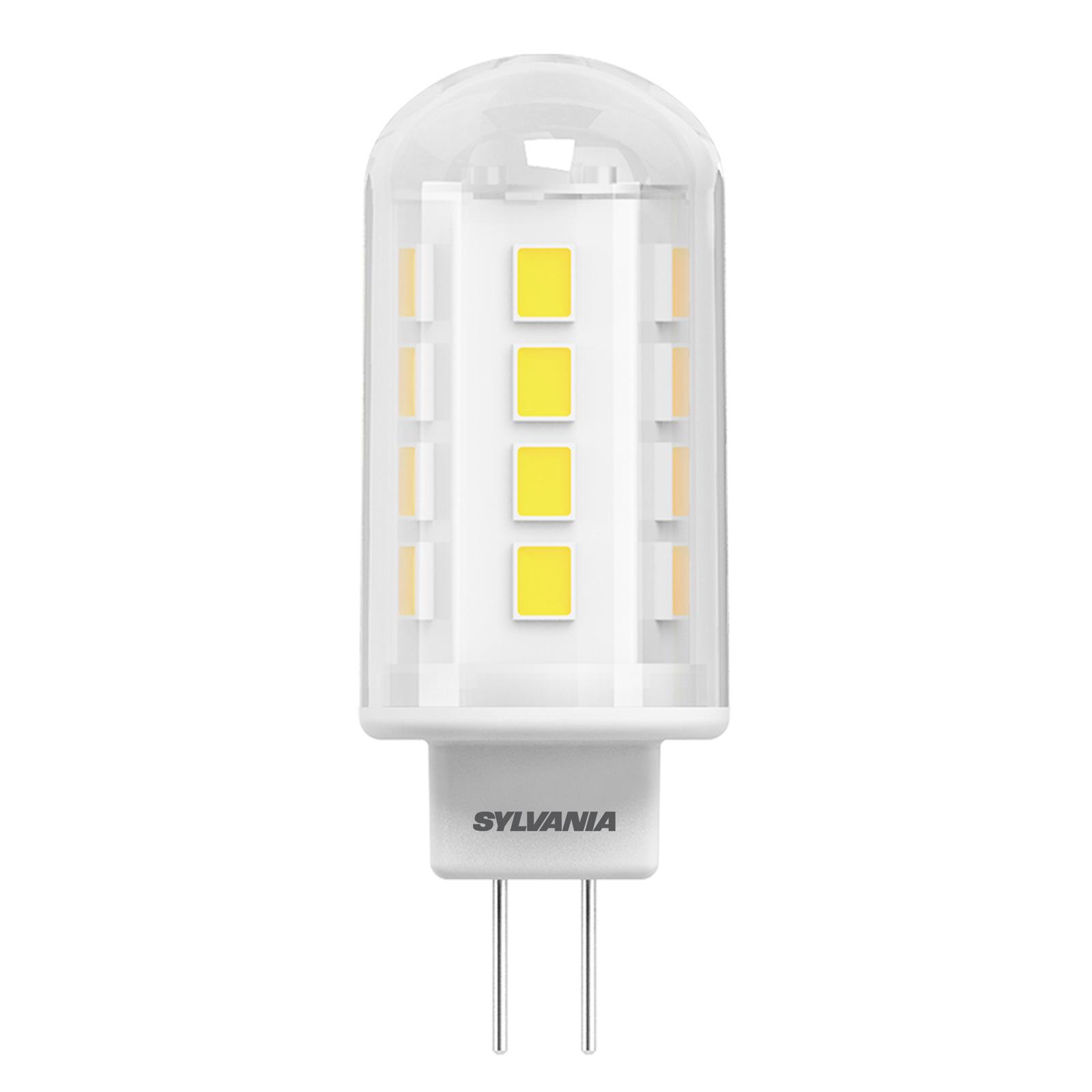 2-kant. LED-lamppu ToLEDoG4 2,2W kirkas lämminvalk