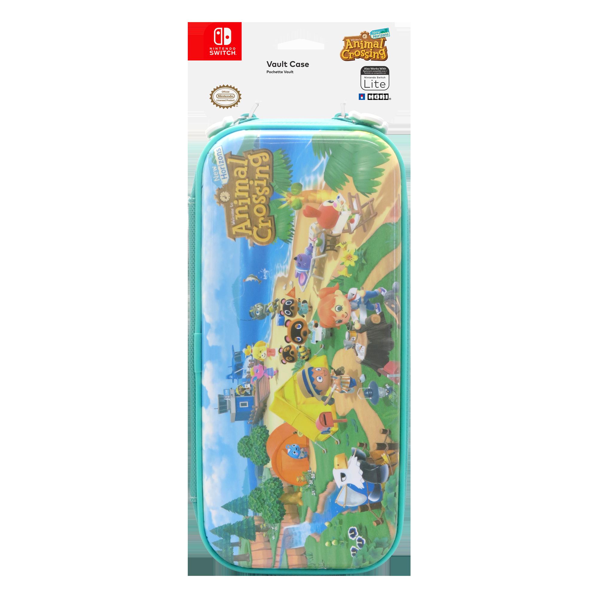 Hori Premium Vault Case Nintendo Switch/Switch Lite (Animal Crossing)