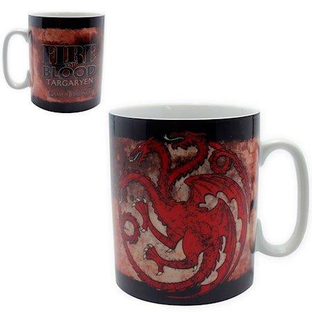 Game of Thrones Kopp Targaryen