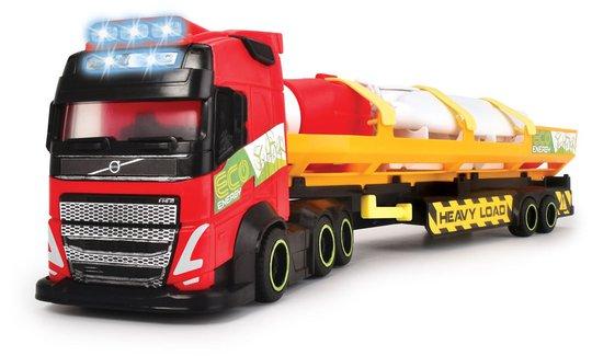 Dickie Volvo Heavy Load Lastebil