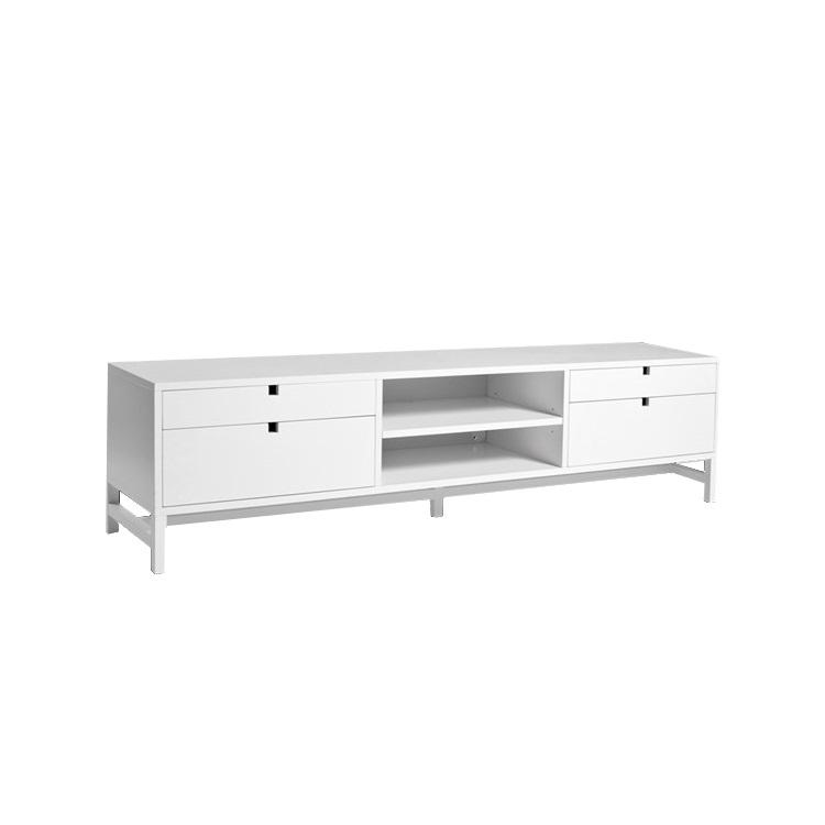 Falsterbo TV-bänk 180 cm m lådor, Mavis