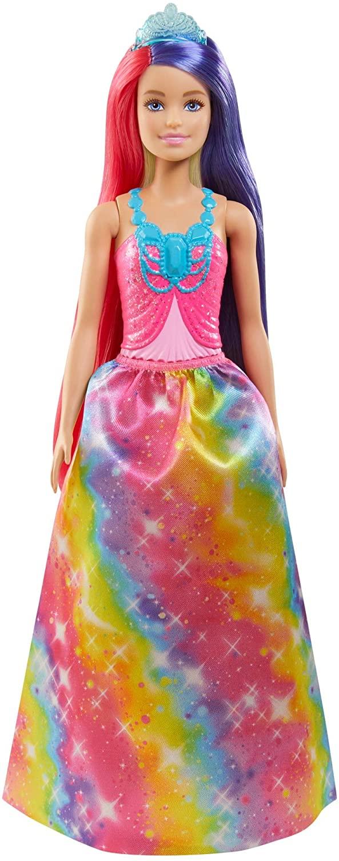 Barbie - Dreamtopia - Long Hair Princess Doll (GTF38)