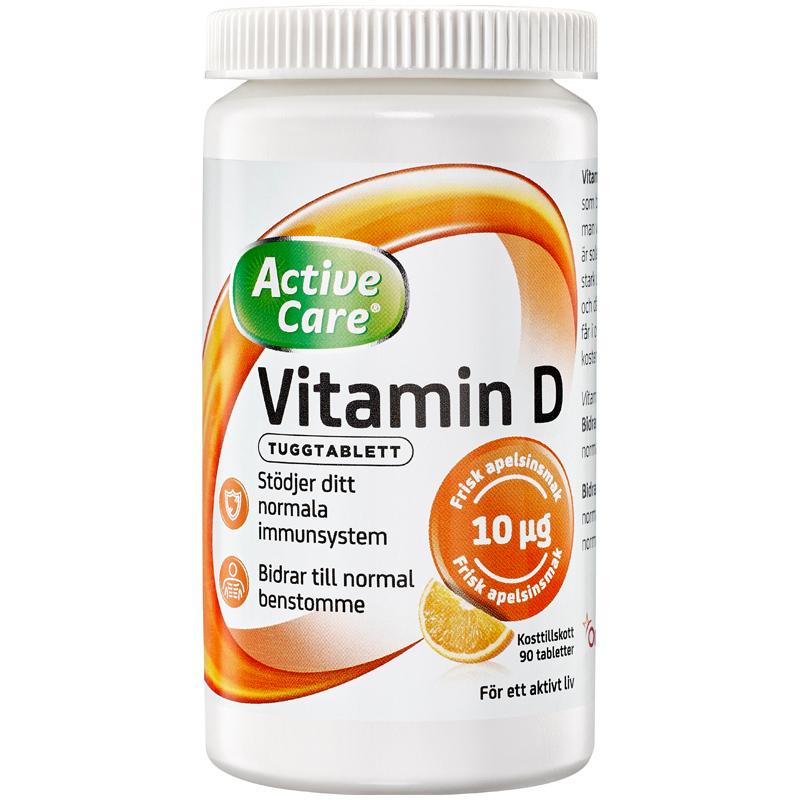Kosttillskott Vitamin D - 25% rabatt