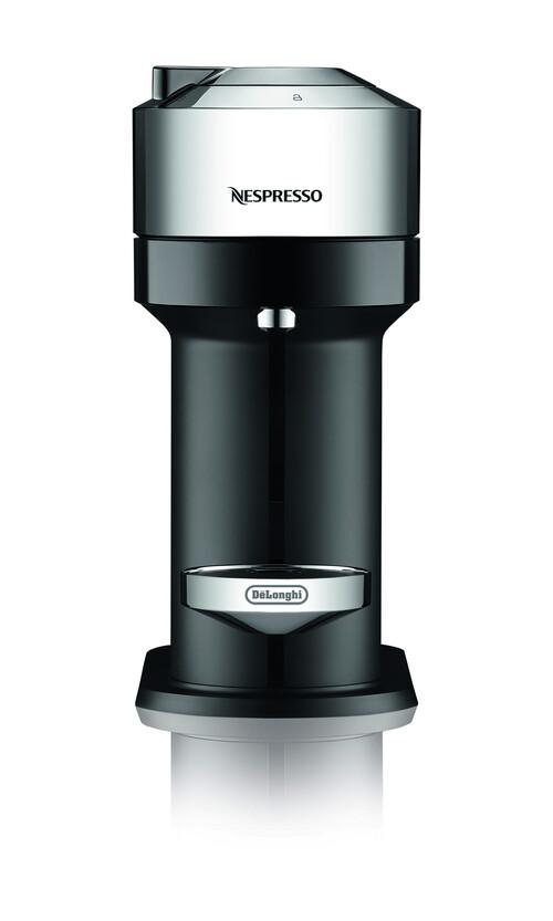 Nespresso Vertuo Next Delux Kapselmaskin - Svart/silver