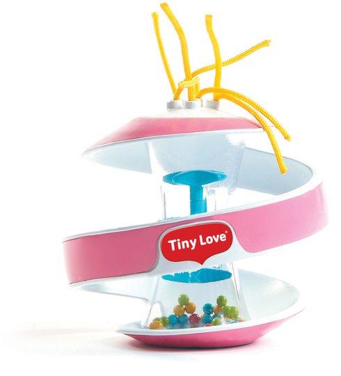 Tiny Love Inspiral Aktivitetsleke Rainstick Ball, Rosa