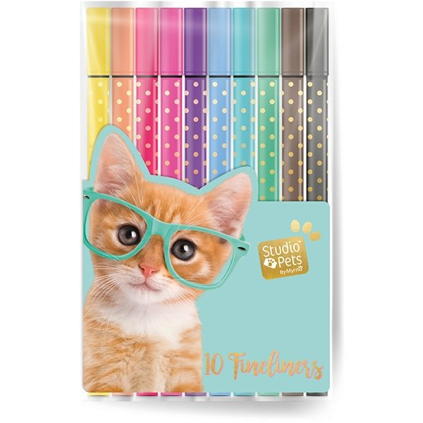 Studio Pets - Fine Liners (95-IT-23118)