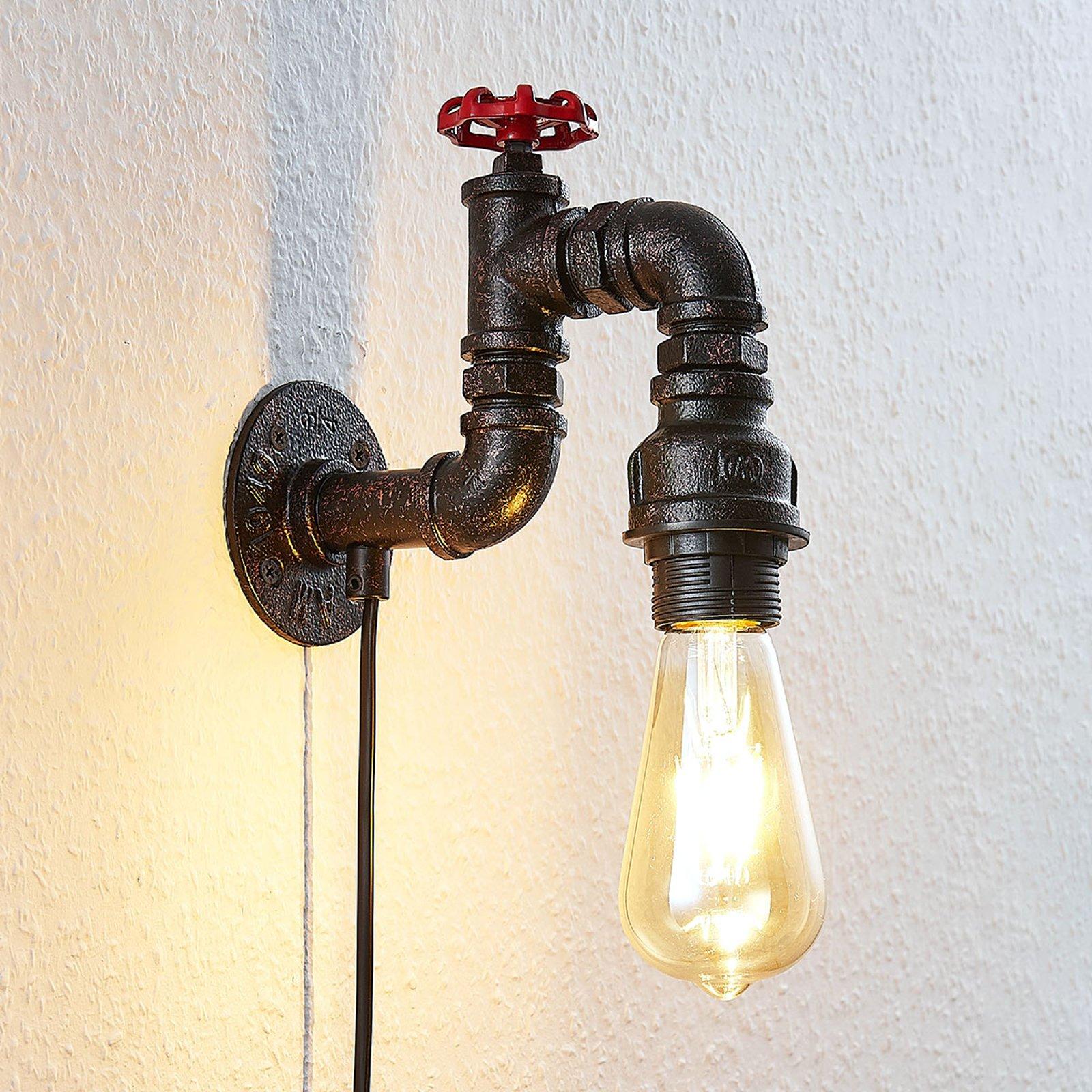 Vegglampe Josip, 1 lyskilde