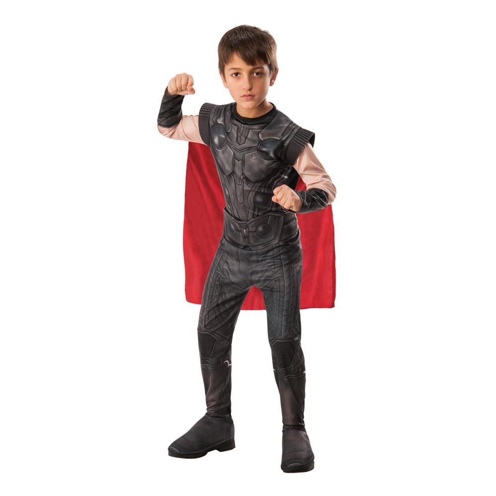 Avengers 4 Thor Barn Maskeraddräkt - Small