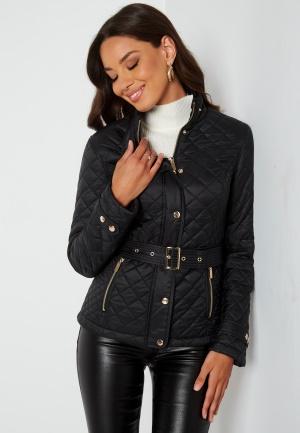 Chiara Forthi Sarraceno Short Jacket Black 44