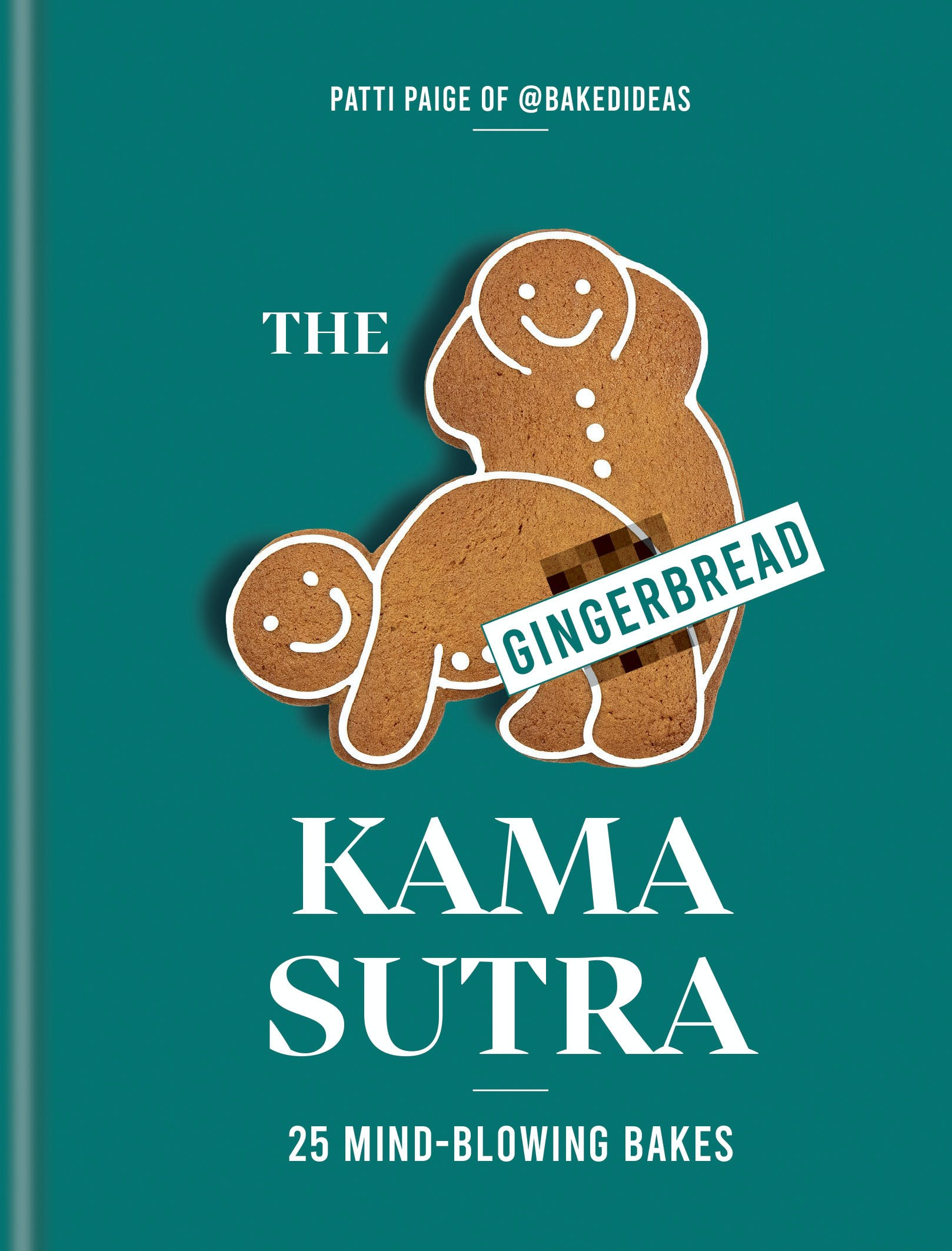 The Gingerbread Kama Sutra - Book (23397)