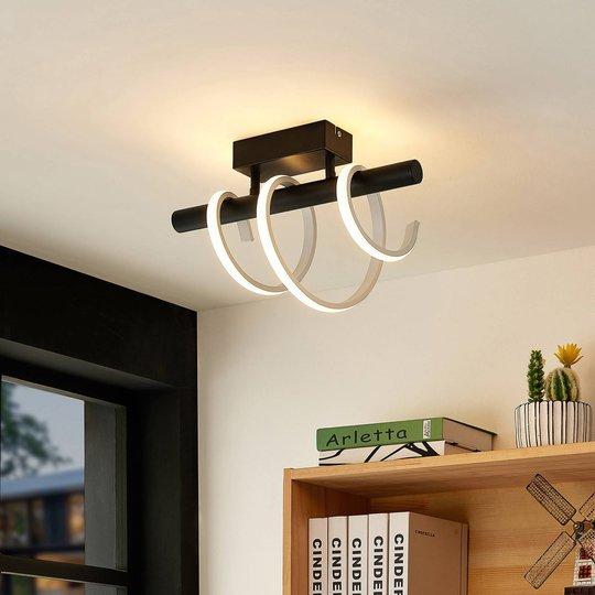 Lucande Kimri LED-vegglampe