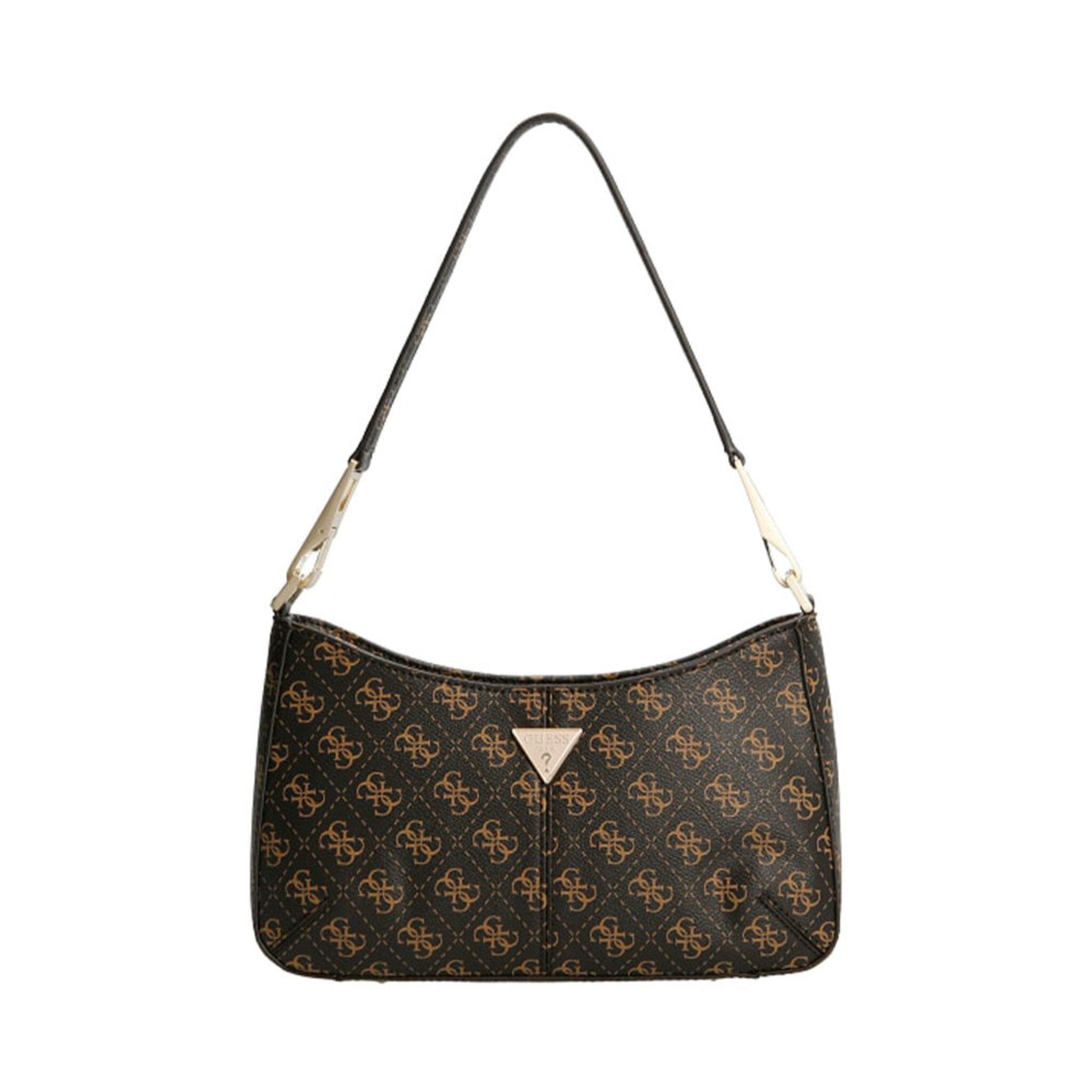 Flap Layla Top Zip Shoulder Bag, T/U