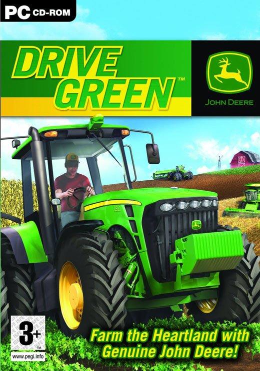 John Deere Drive Green