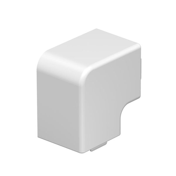 Obo Bettermann 6192815 L-kulma 90°, valkoinen 30 x 30 mm