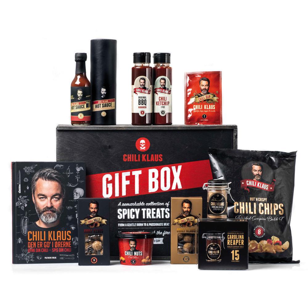 Chili Klaus Spicy Box