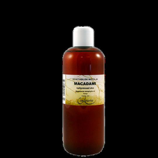 Macadami kallpressad EKO, 500 ml