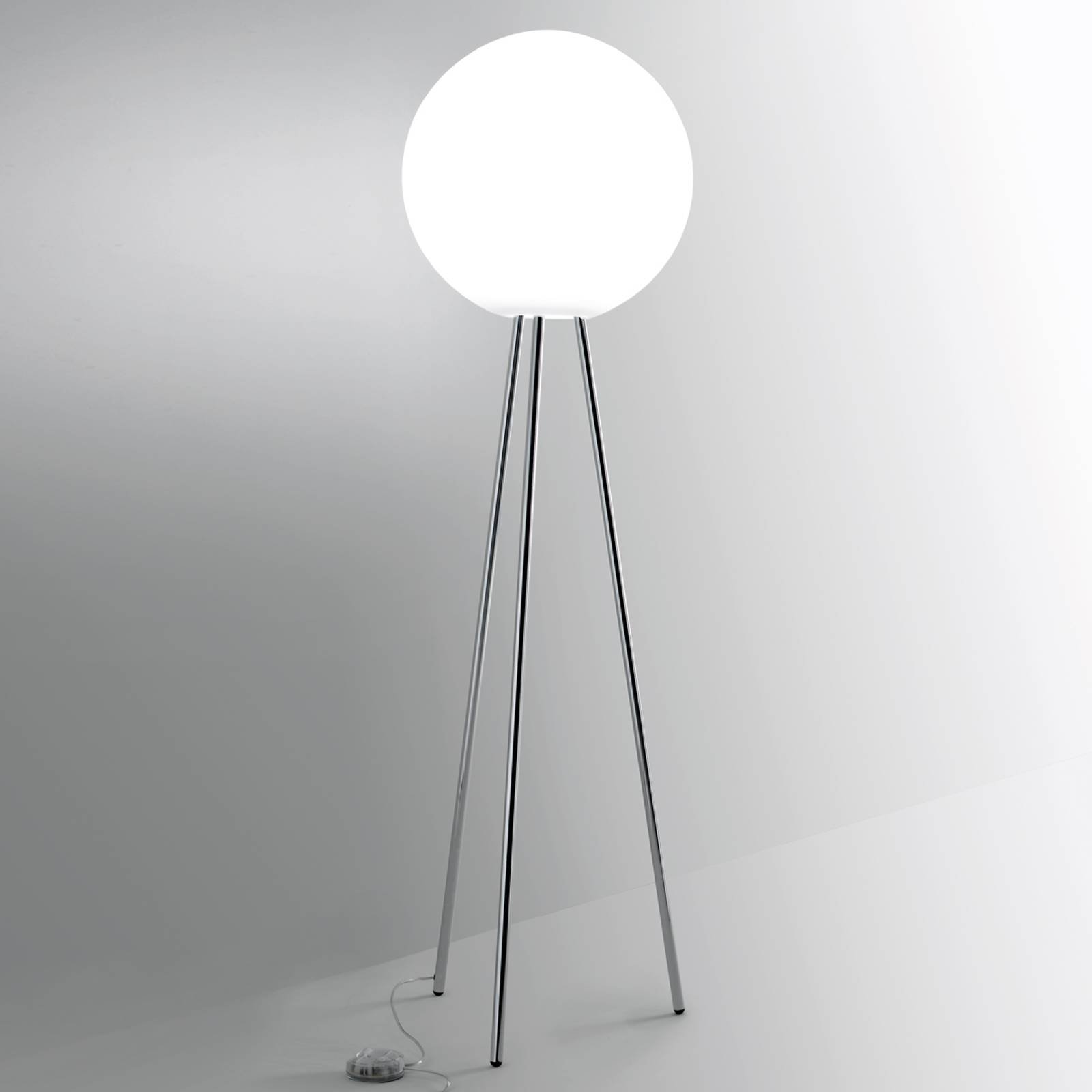 Effektfull PRIMA SIGNORA designgulvlampe