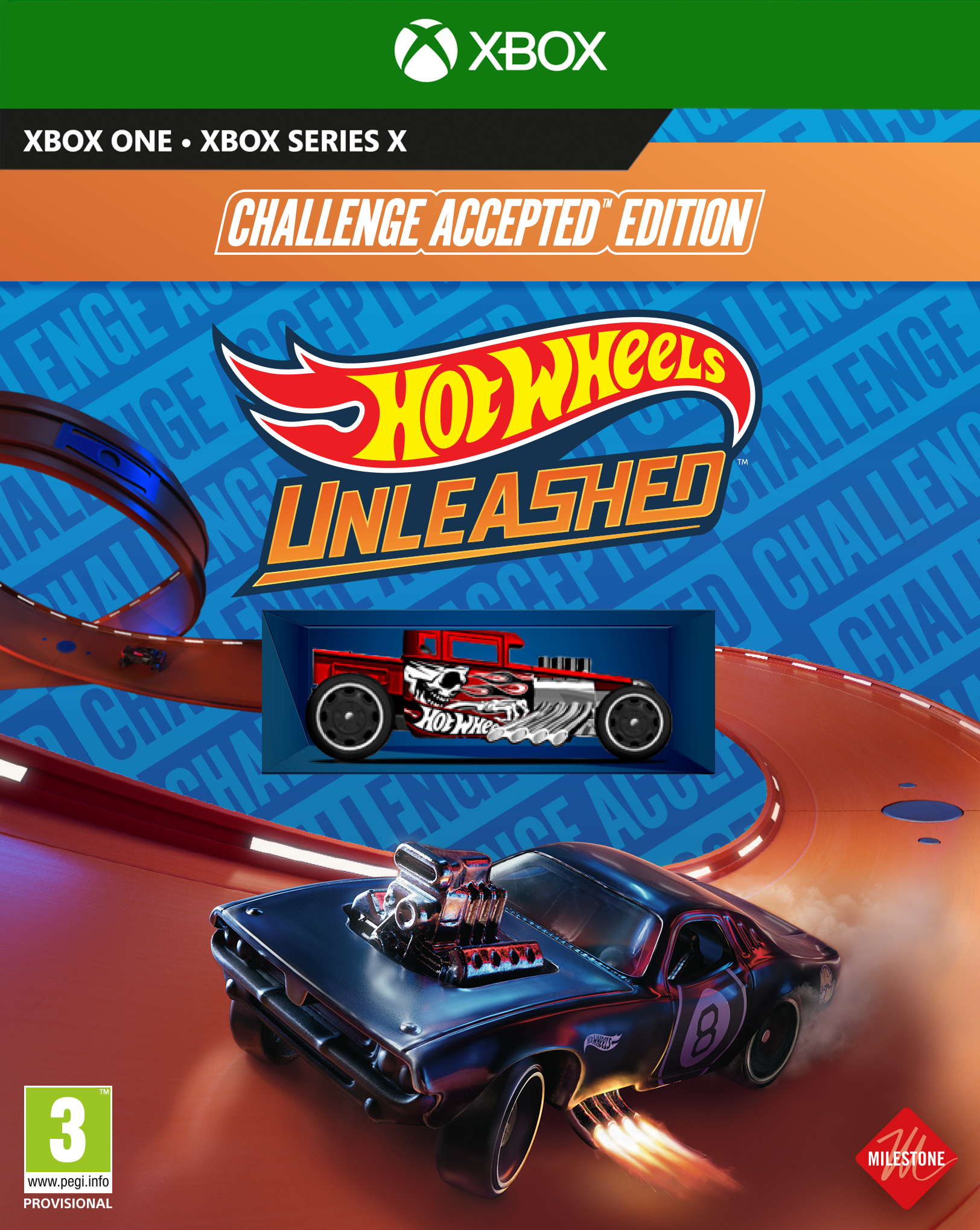 Hot Wheels Unleashed (Challenge Accepted Edition