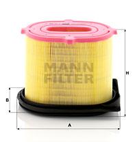 Ilmansuodatin MANN-FILTER C 23 220