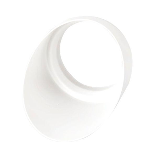 Hide-a-Lite Cap Focus Häikäisysuoja valkoinen 66 mm
