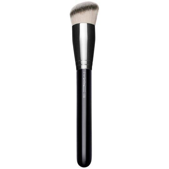 170 Synthetic Rounded Slant Brush, MAC Cosmetics Siveltimet