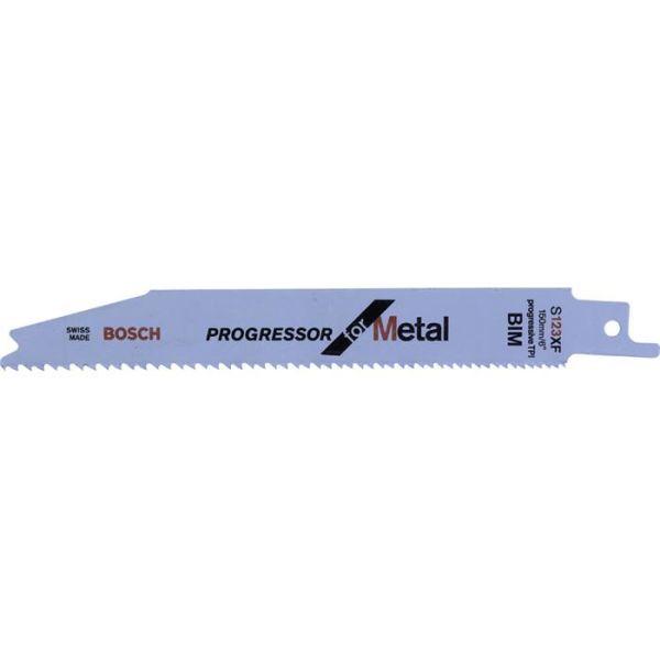 Bosch Progressor for Metal Tigersagblad For 1-8 mm plate, 2-pakn.