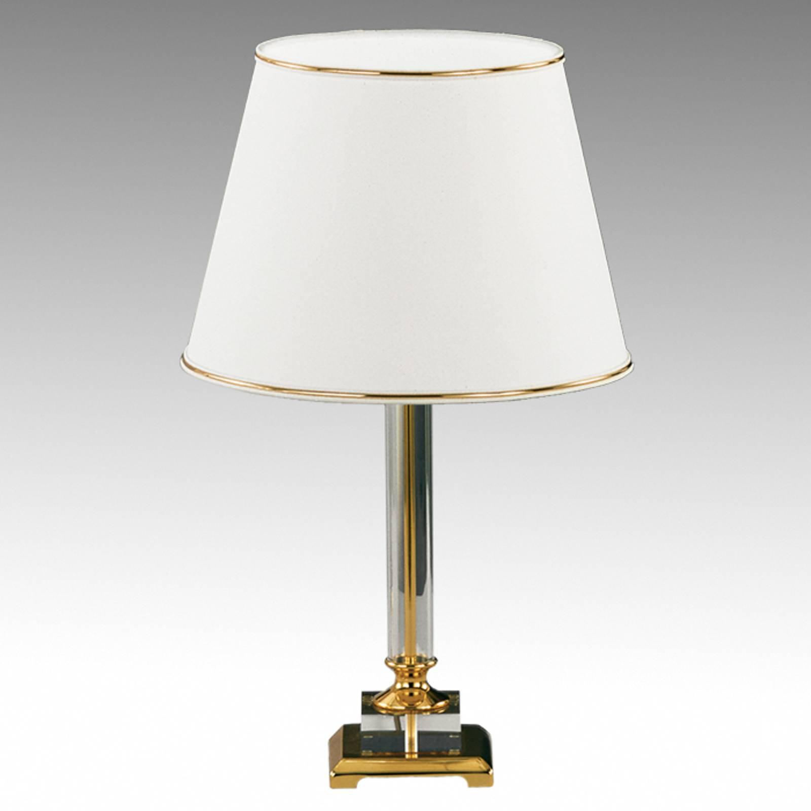 Edel bordlampe Queen fra Knapstein