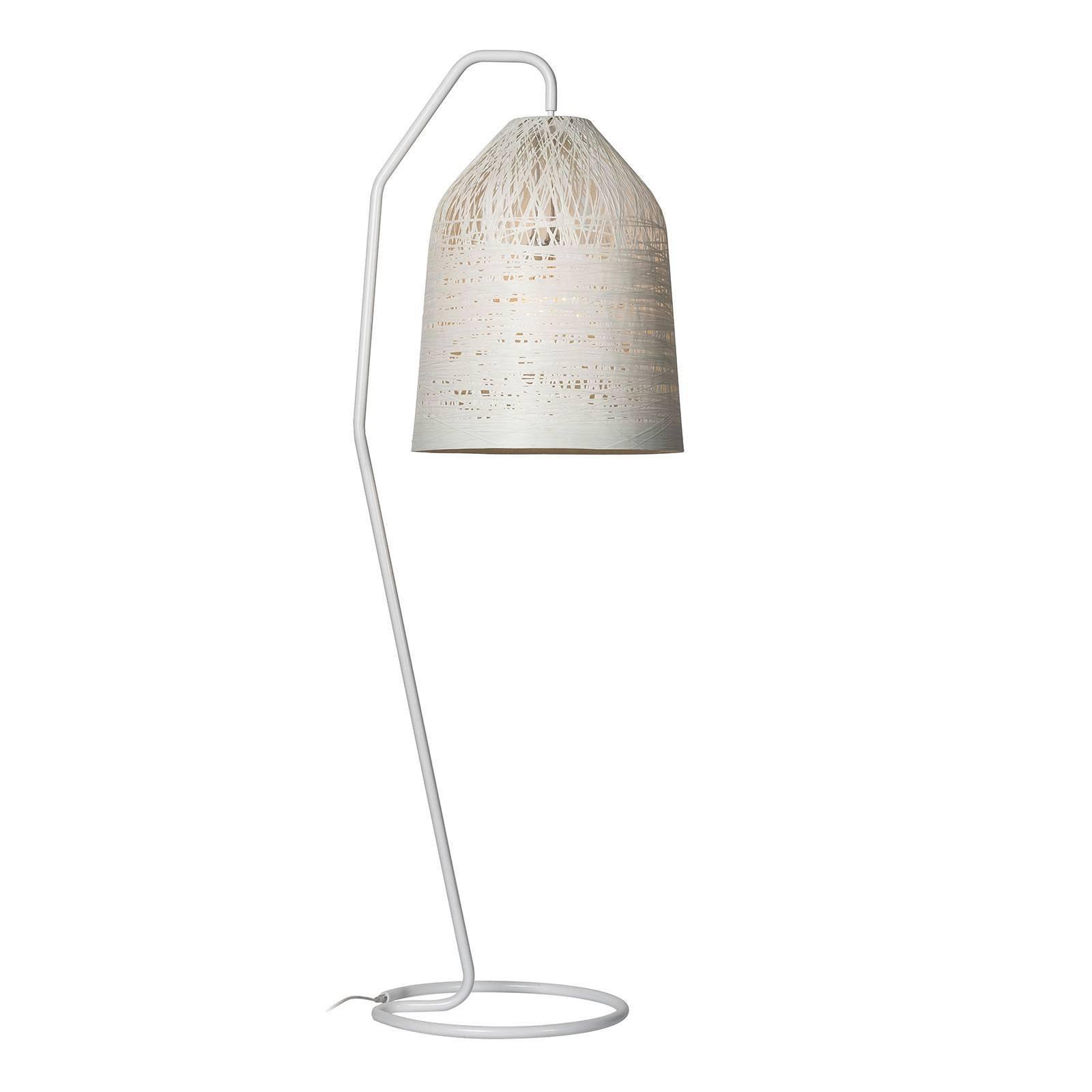 Karman Black Out gulvlampe høyde 180cm hvit