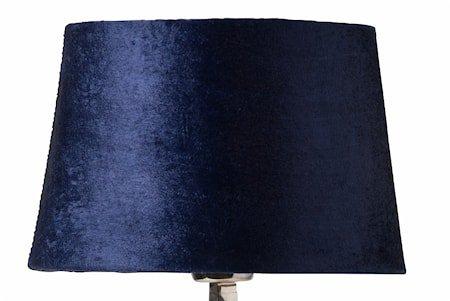 Lampeskjerm Lola 42 cm - Blå
