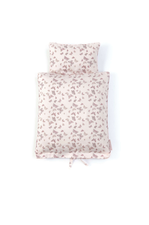 Smallstuff - Doll Bedding - Butterfly