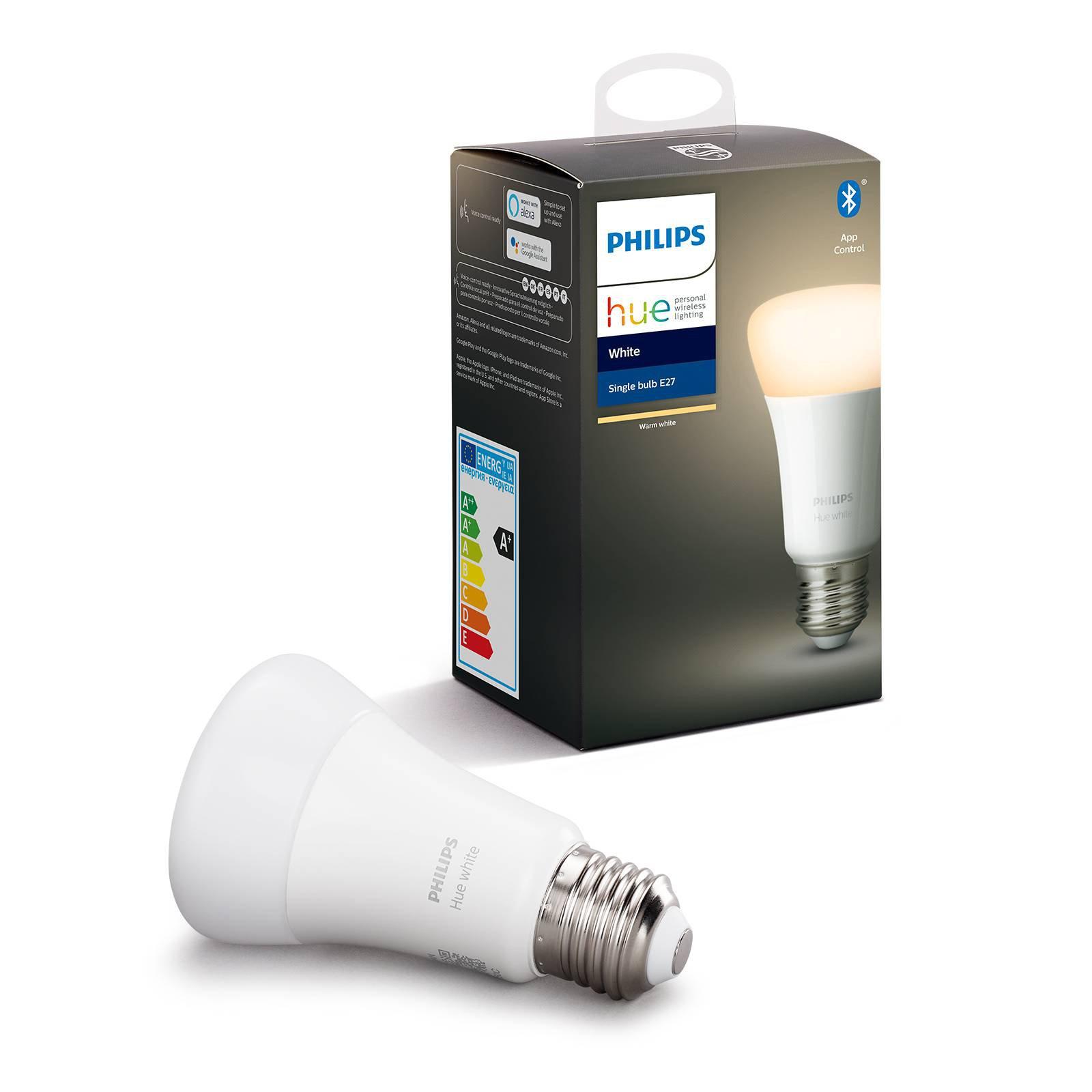 Philips Hue White 9 W E27 LED-pære