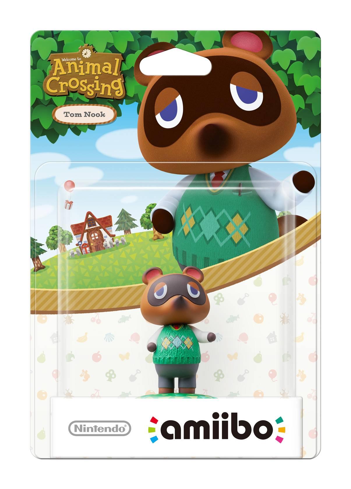 Nintendo Amiibo Figurine Tom Nook