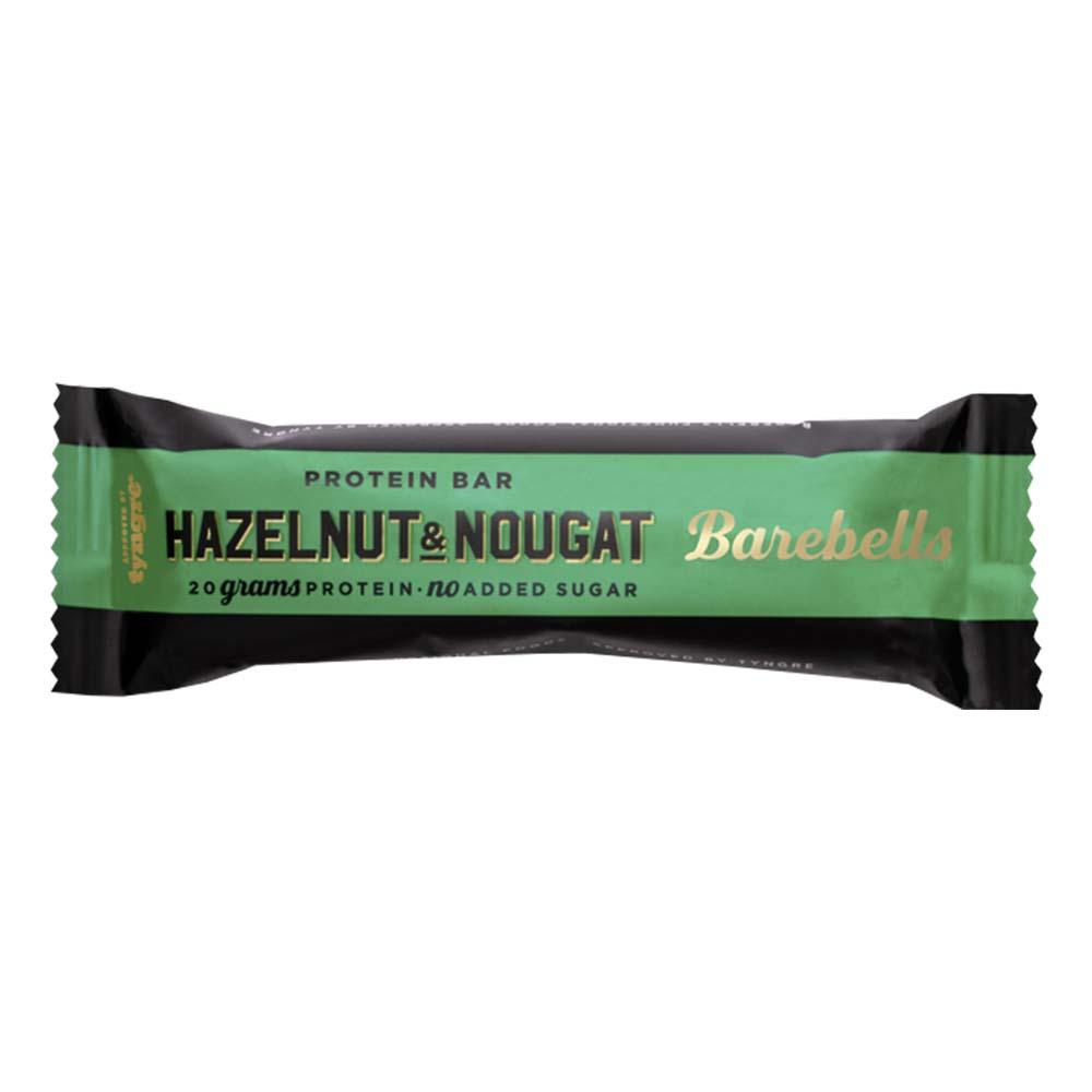 Barebells Hazelnut & Nougat Vegan Bar - 55 g