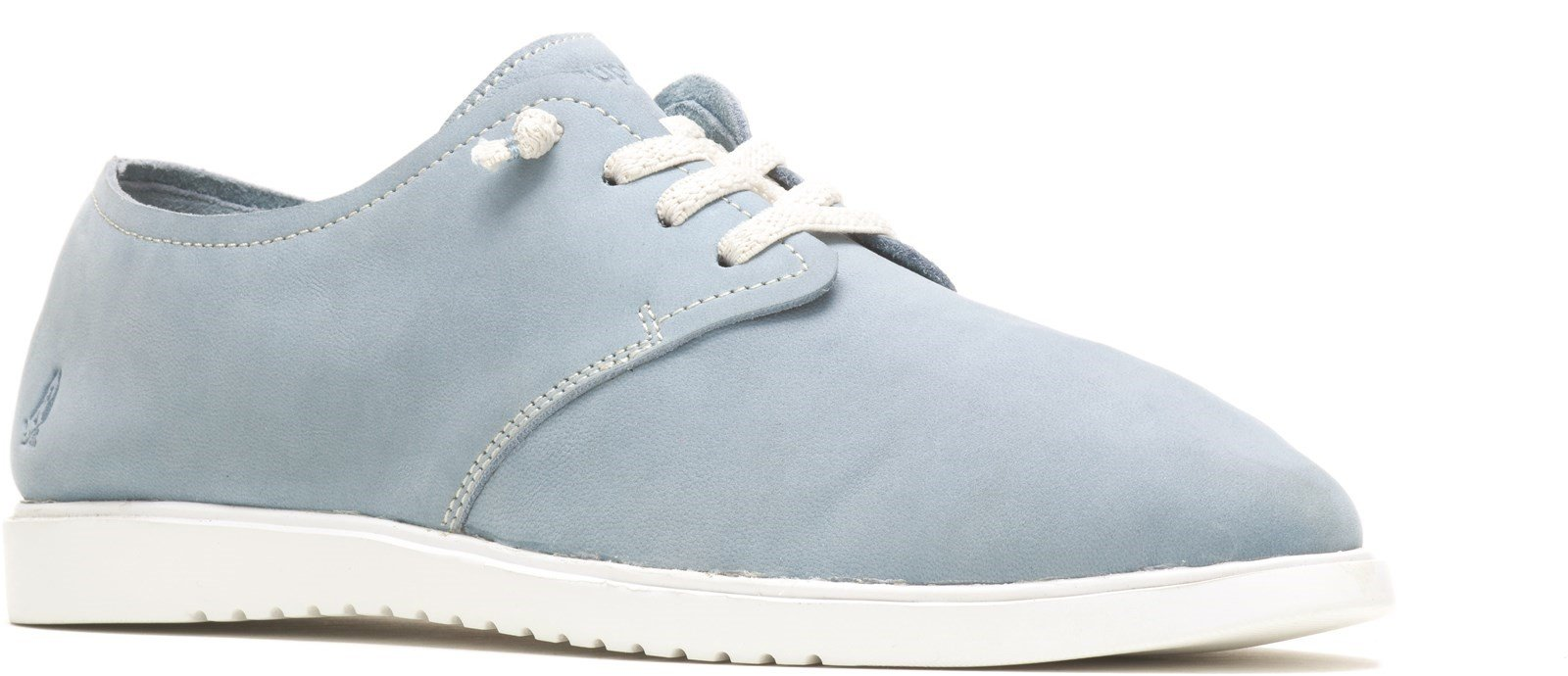 Hush Puppies Women's Everyday Lace Trainer Various Colours 31943 - Blue 8