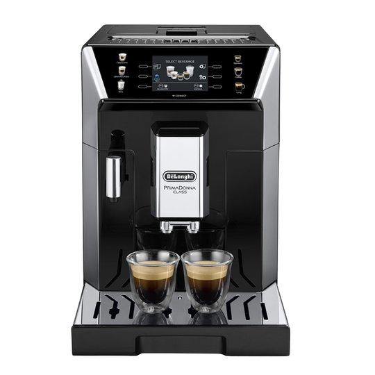 Delonghi - PrimaDonna Class Kaffemaskin Svart/Silver
