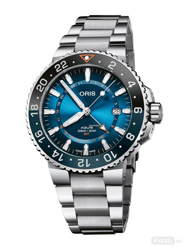 ORIS Aquis Carysfort Reef Limited Edition 798-7754-4185-Set-MB
