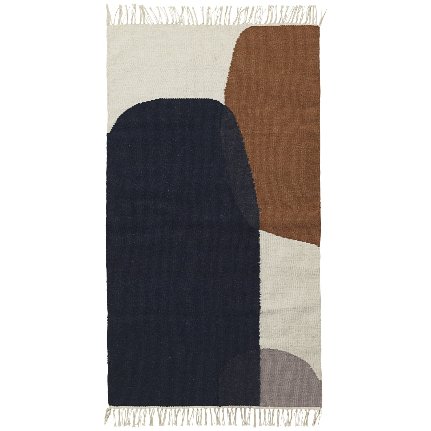 Matta KELIM Merge 80 x 140 cm, Ferm Living