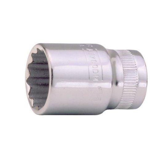 """Bahco A6700DM-10 12-kulmainen hylsy 1/4"""" 10 mm"""