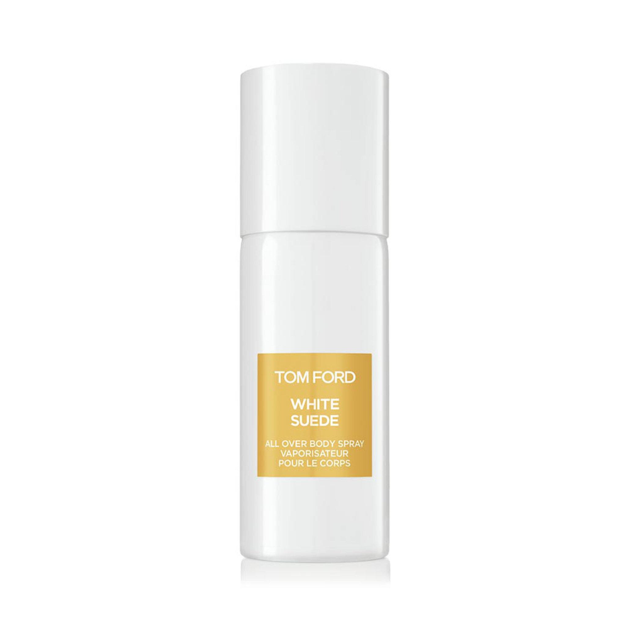 White Suede All Over Bodyspray, 150 ML