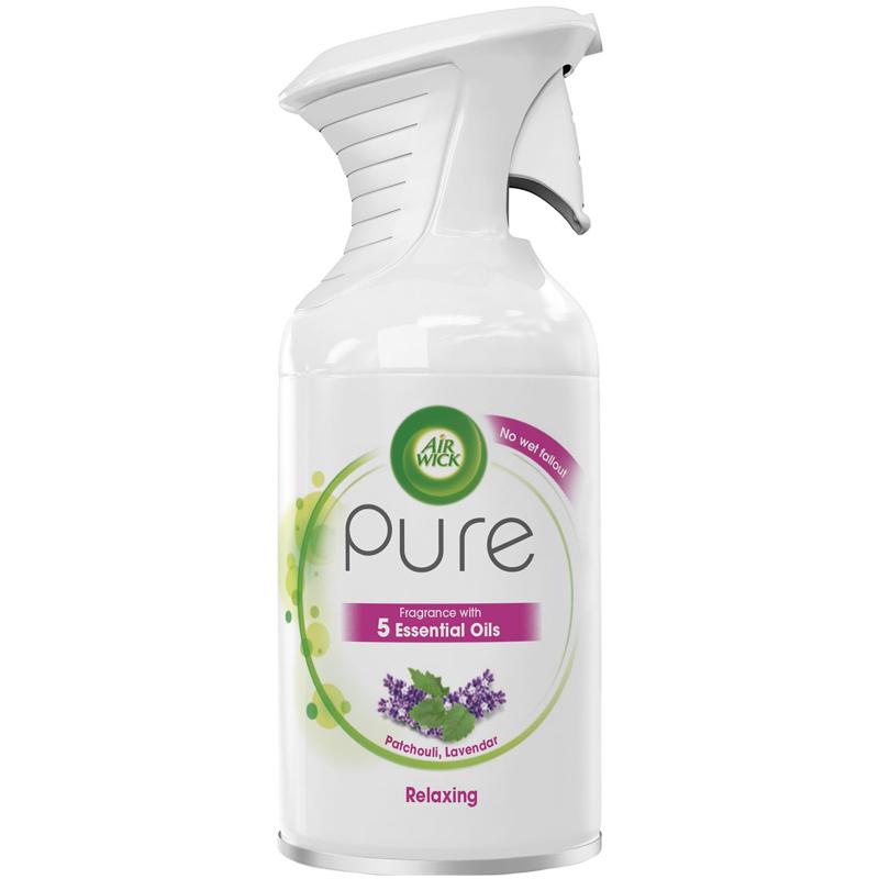 Luftfräschare Relaxing Lavender - 39% rabatt