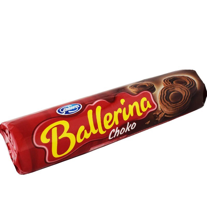 """Ballerina """"Choko"""" 190 g - 44% alennus"""