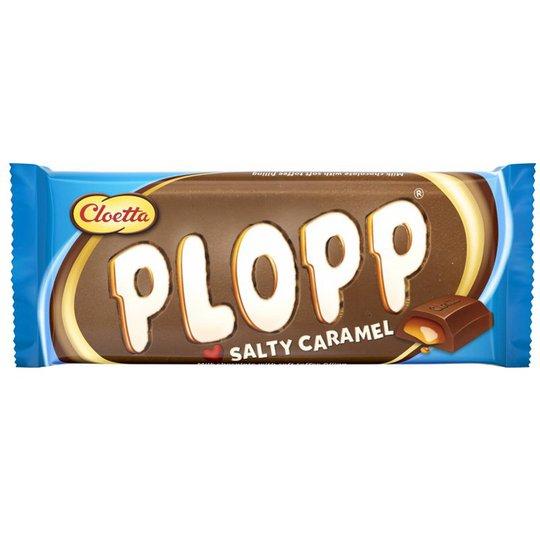 "Godis ""Plopp Salty Caramel"" 80g - 41% rabatt"