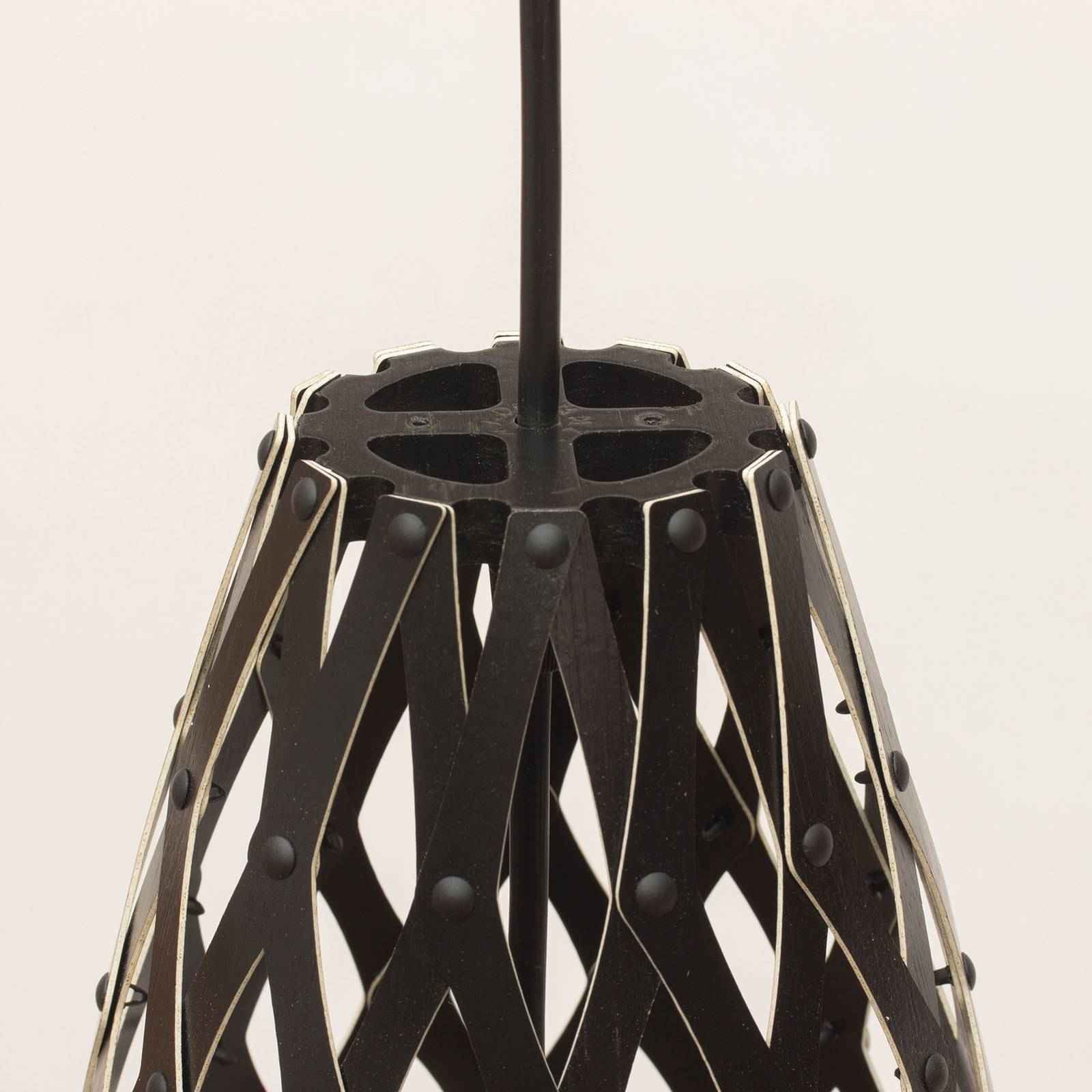 david trubridge Hinaki -riippuvalo 50 cm musta