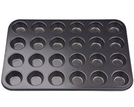 Classic Muffinsform Mini 35cm Svart
