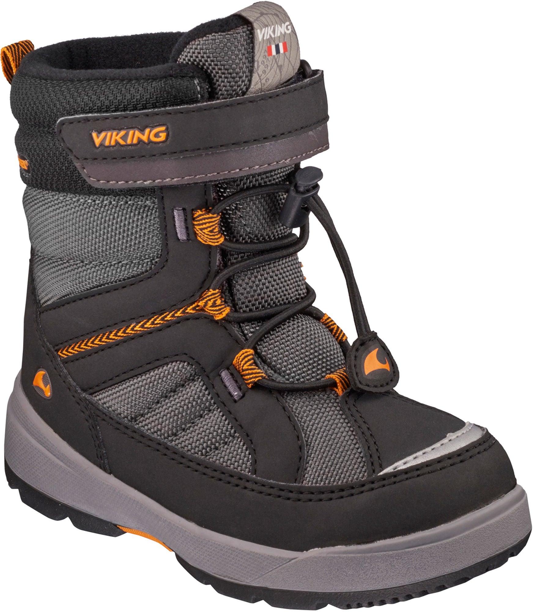 Viking Playtime GTX Känga, Dark Grey/Black 20