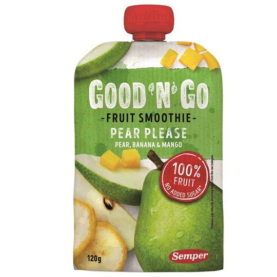 Smoothie Päärynä, Banaani & Mango - 24% alennus