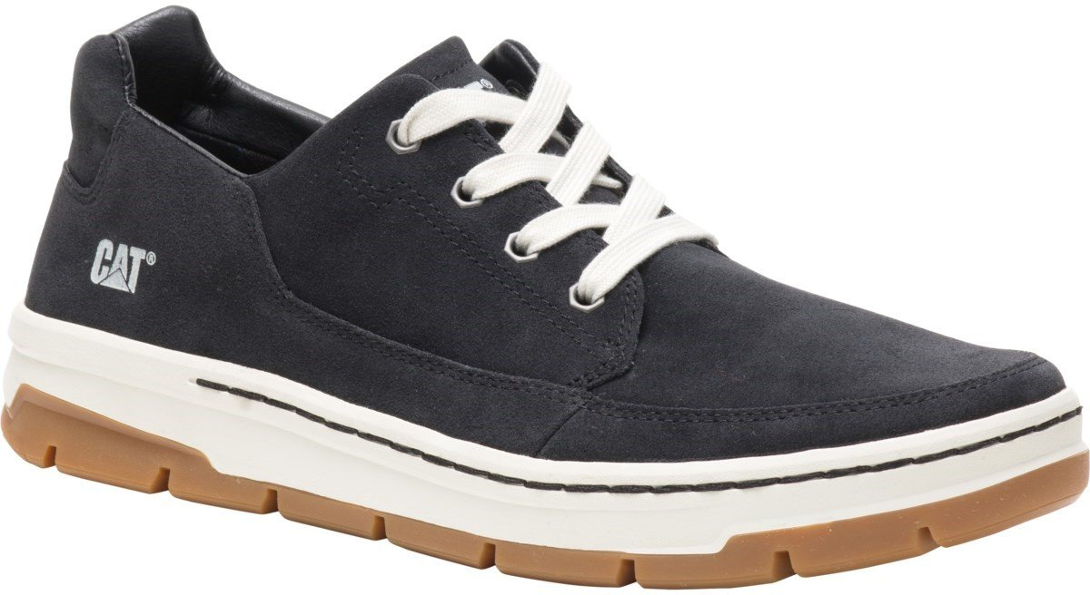 CAT Lifestyle Men's Grayledge Lace Shoes Various Colours 32267 - Black 7
